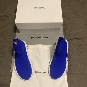 Authentic kids Balenciaga shoes NEW